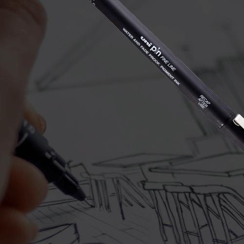 Stiften voor technisch tekenen